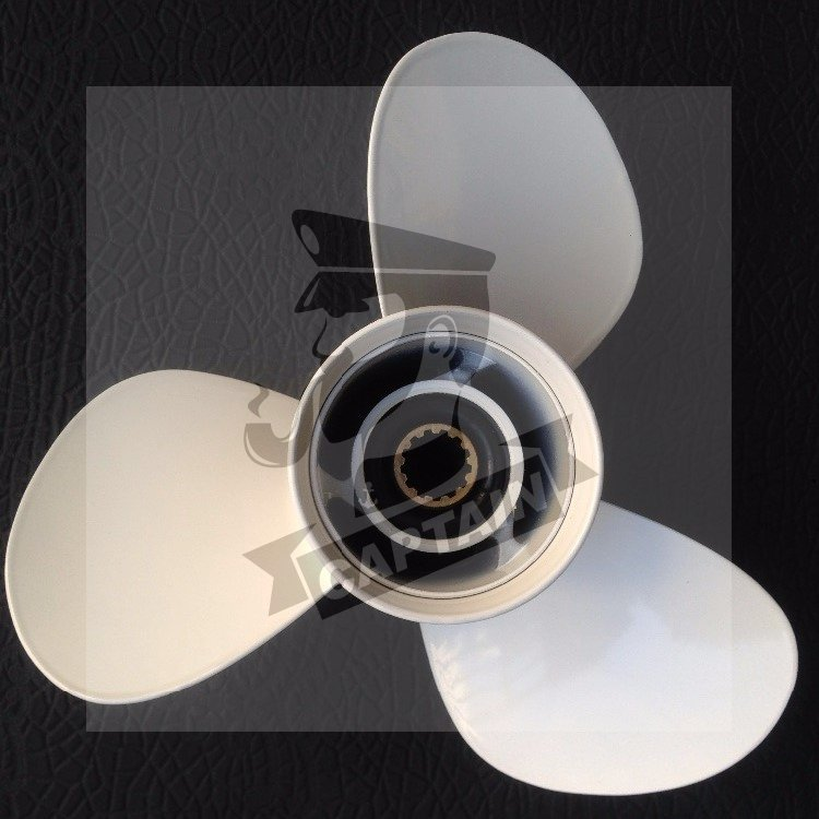 11 5/8 x 11 Factory Price Aluminum Boat Propeller For YAMAHA