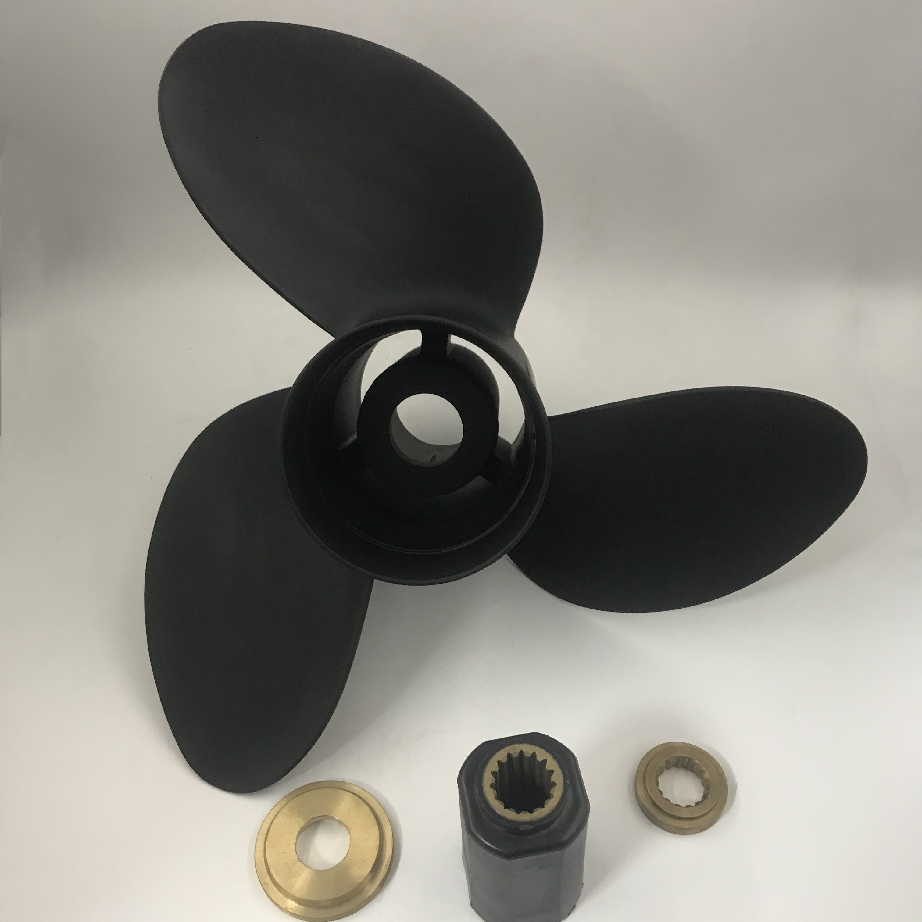 16 x 21 1/2 Aluminum Propeller for Tohatsu Nissan Outboard 115-250HP
