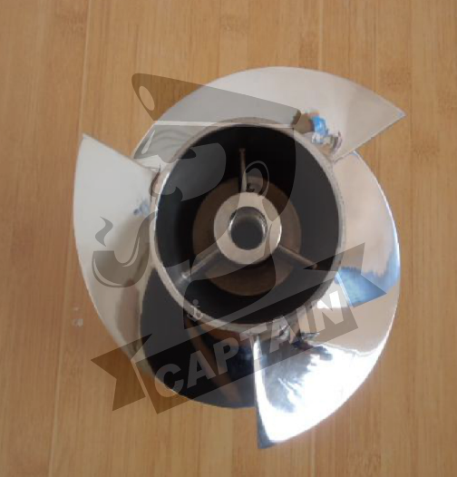 Diameter 150mm Customized High Precision 3 Blade Jet Ski