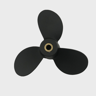 7 1/2 x 6 1/2 Aluminum Propeller for Suzuki Outboard Engine 4-6HP 58110-91J10-019