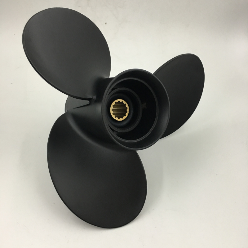 10 3/8 x 12 Aluminum Propeller for Mercury Mariner Outboard 48-19639A40