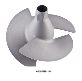OEM No. 65R-R1321-12-00 Stainless Steel Impeller for Yamaha Jet Ski XL700